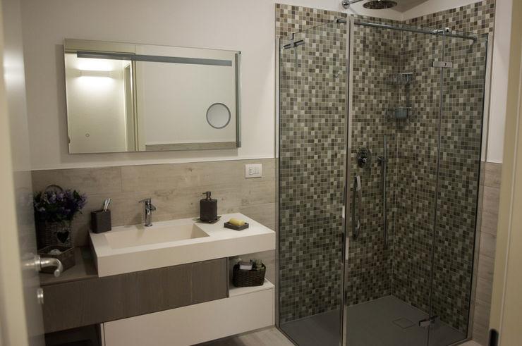 Studio Tecnico Progettisti Associati Ing. Marani Marco & Arch. Dei Claudia Modern style bedroom