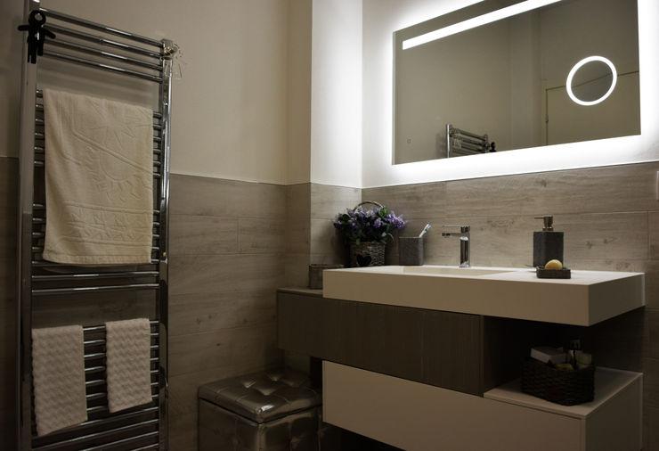 Studio Tecnico Progettisti Associati Ing. Marani Marco & Arch. Dei Claudia Modern bathroom