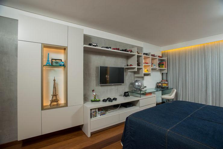 Danielle Valente Arquitetura e Interiores Nursery/kid's room