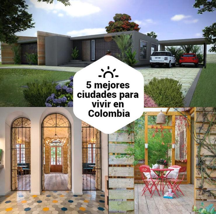 homify Casas de estilo colonial