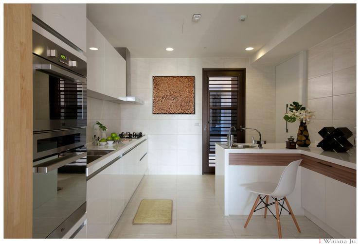 名人雅仕 北歐制作室內設計 Modern Kitchen