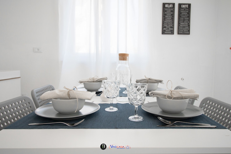 ELISABETTA_Cucina ErreBi Home CucinaPosate, Stoviglie & Bicchieri