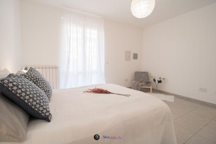 ELISABETTA_Camera Matrimoniale ErreBi Home Camera da lettoLetti e testate Bianco