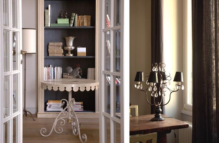 Andrea Rossini Architetto Ruang Studi/Kantor Klasik