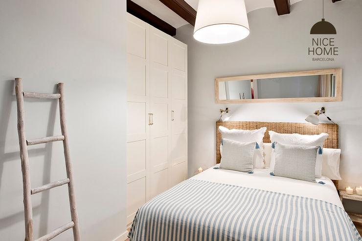 Nice home barcelona Mediterrane Schlafzimmer