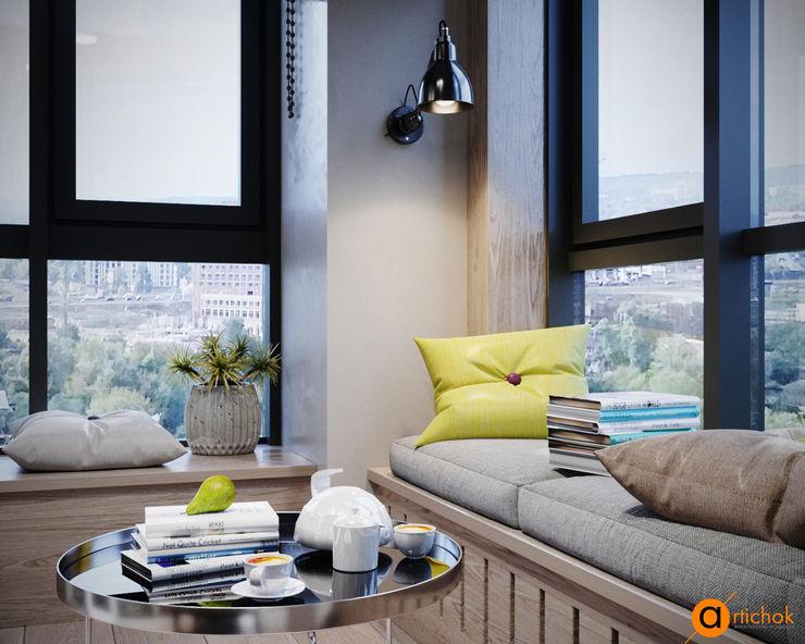 Artichok Design uPVC windows Grey