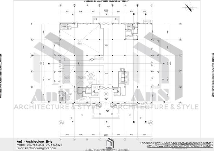 AnS - Architecture Style Espacios comerciales