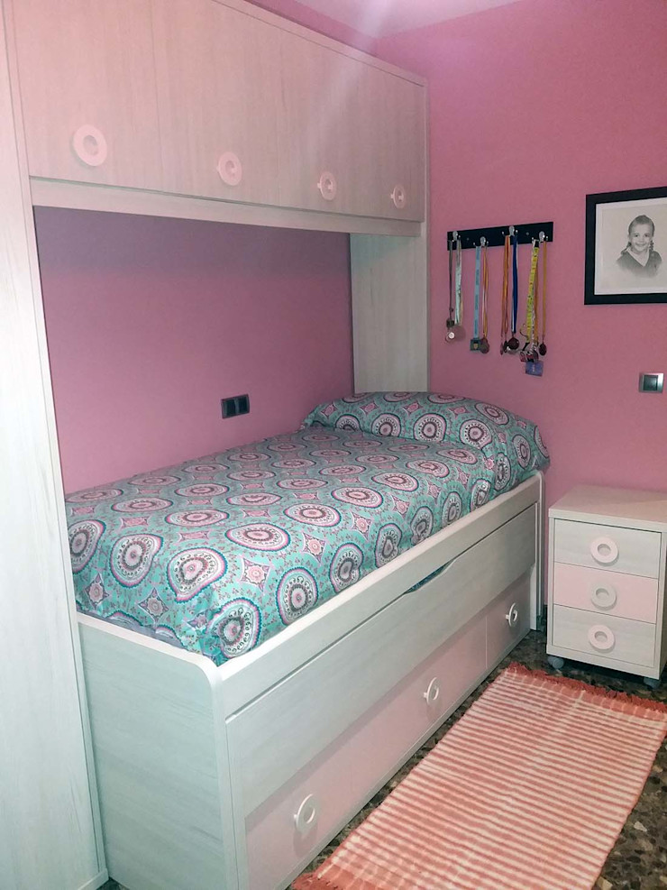 CASANOVA Muebles Y Decoración Quarto de criançasCamas e berços