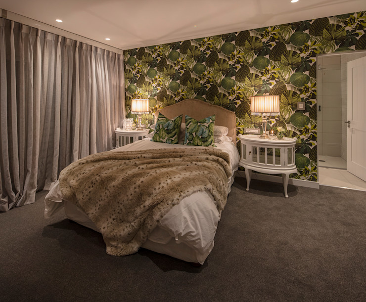 Spegash Interiors Country style bedroom