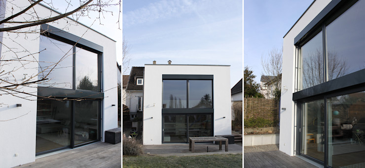 Celia Kunst_Architektur und Raumplanungen Modern houses