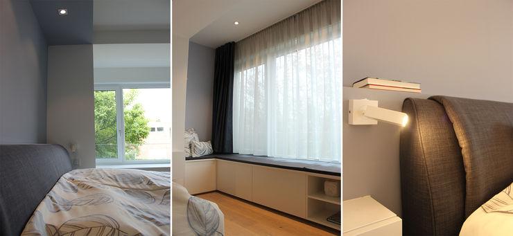 Celia Kunst_Architektur und Raumplanungen Modern style bedroom