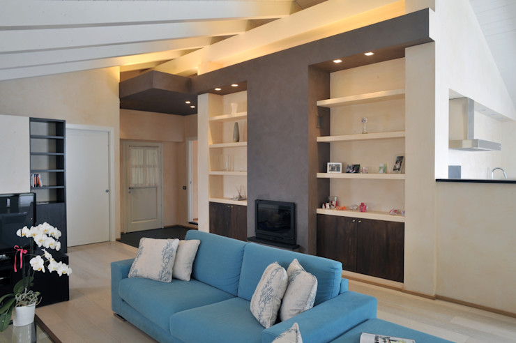 ARCHISPRITZ Modern living room