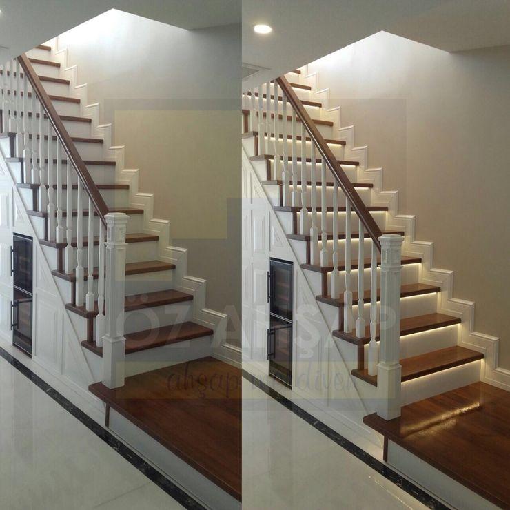 MERDİVENCİ Escaleras Madera Acabado en madera