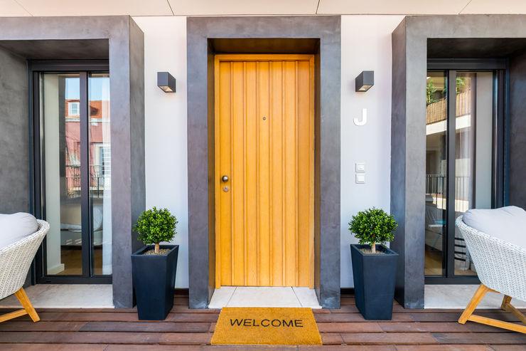 Sizz Design Scandinavian style doors