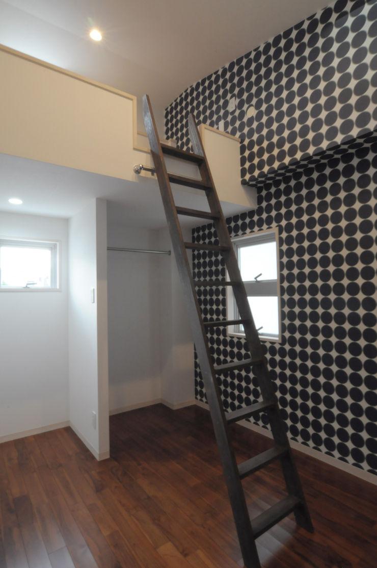 hacototo design room Chambre fille Noir