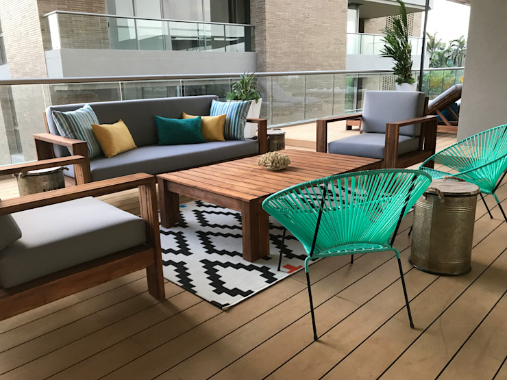 Ecologik Patios & Decks Turquoise