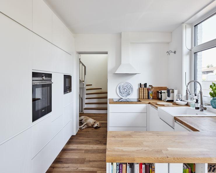 Ausbau eines Einfamilienhauses Schreinerei Fischbach GmbH & Co. KG Einbauküche