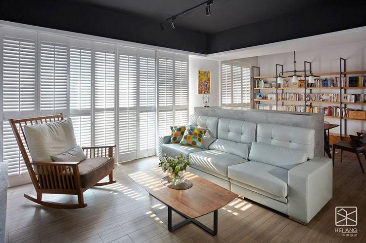 沙發區 禾廊室內設計 客廳
