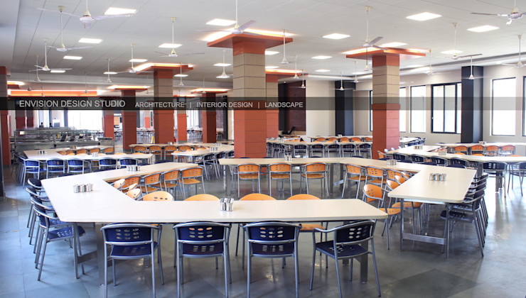 The Dining Hall Envision Design Studio