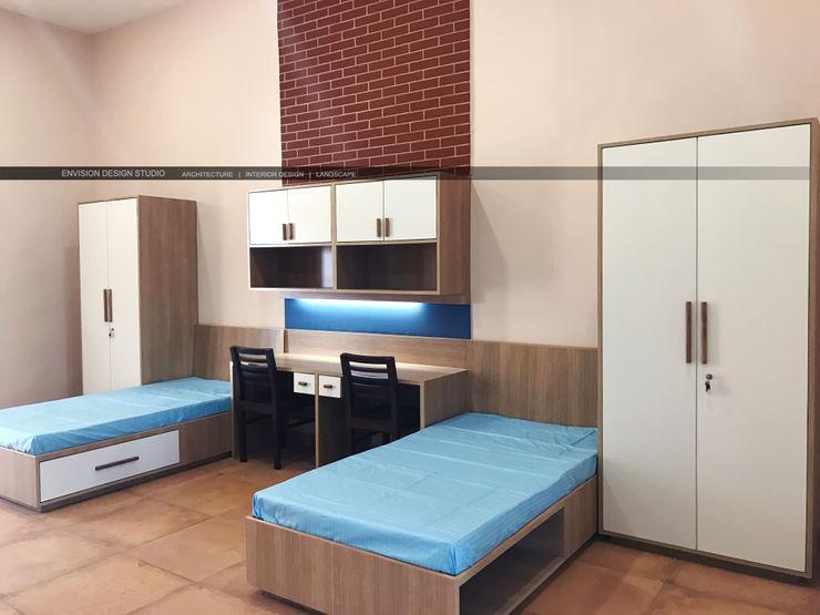 Hostel Block - The Shivaji House - Sharing Room Envision Design Studio