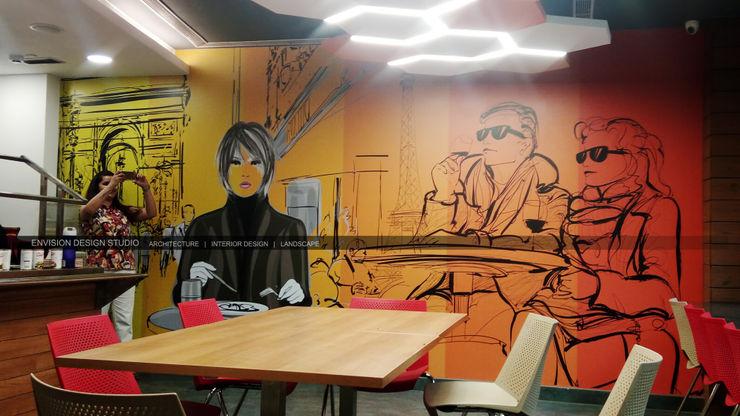 Basement - Breakout Zone Envision Design Studio