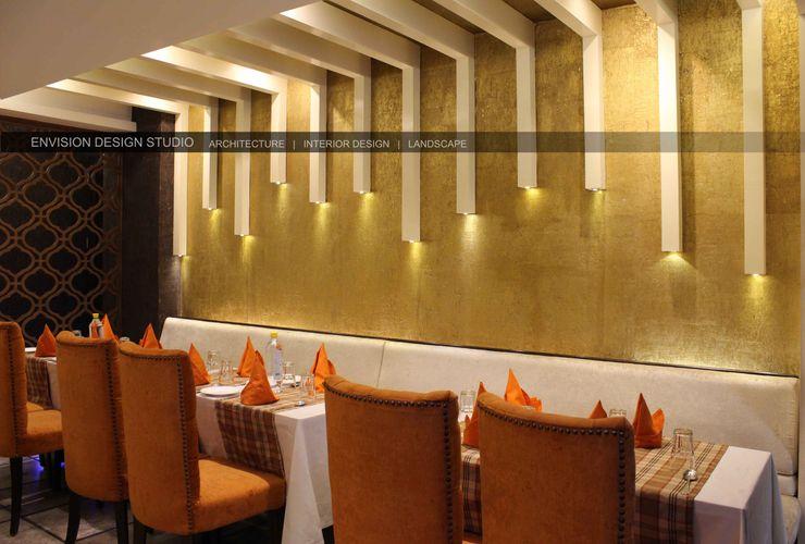 The Mangal restaurant, Patparganj, New Delhi Envision Design Studio