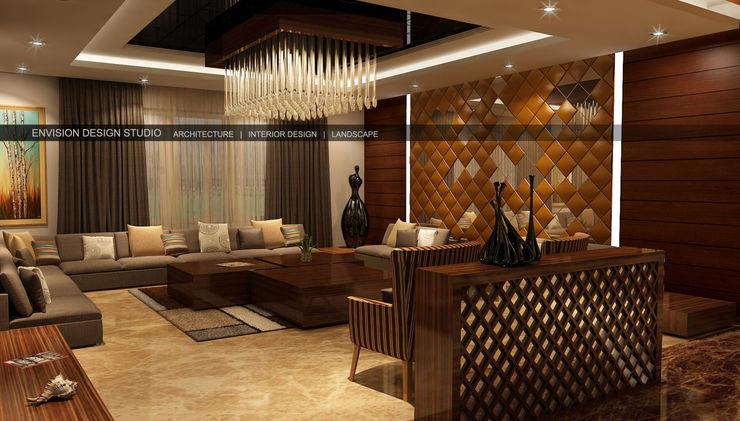 Renovation of Sushant Lok Residence, Gurugram, Haryana Envision Design Studio