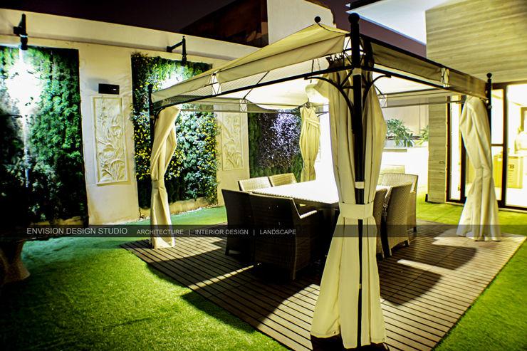 Terrace Garden Envision Design Studio