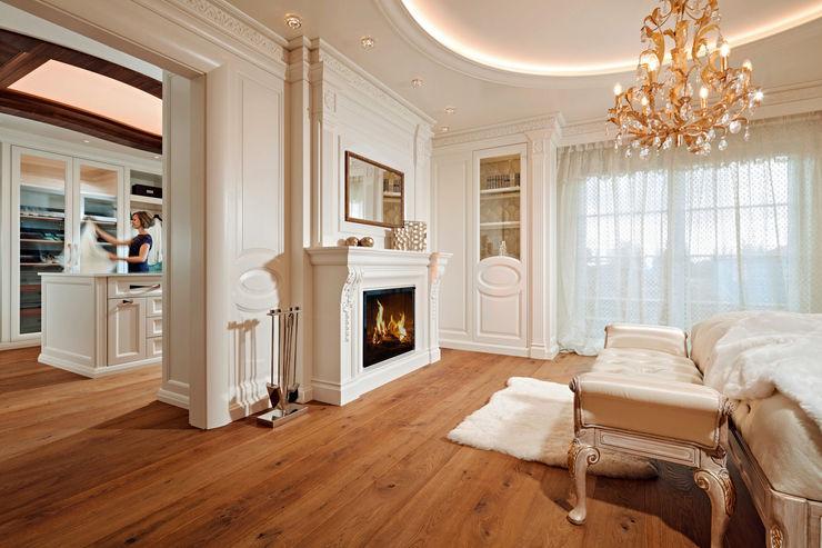 BAUR WohnFaszination GmbH Quartos clássicos Madeira Branco