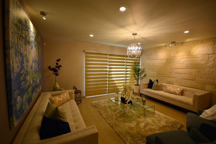 Lo Interior Modern living room