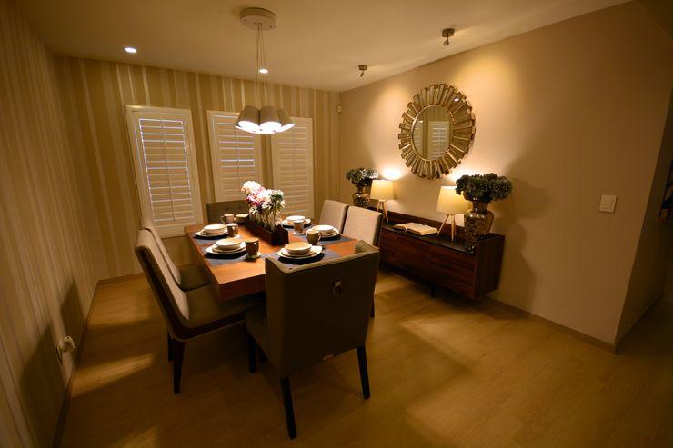 Lo Interior Modern dining room