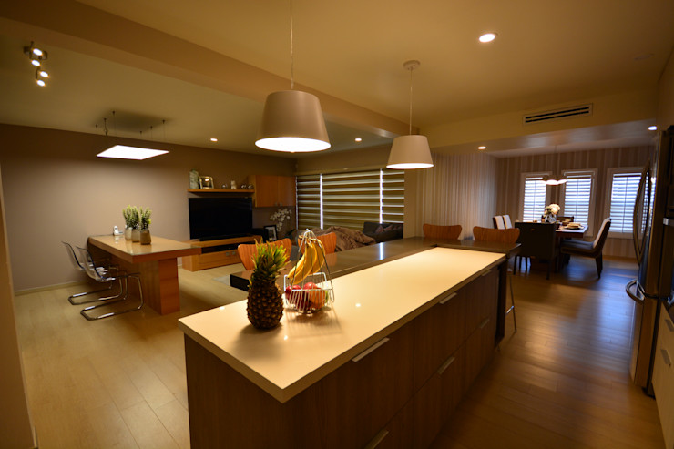 Lo Interior Modern kitchen