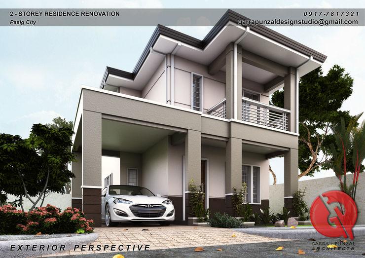 Garra + Punzal Architects Rumah Klasik