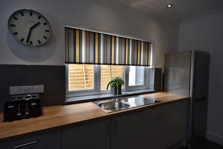 HMO Rrefurbishment Kerry Holden Interiors Cocinas modernas: Ideas, imágenes y decoración