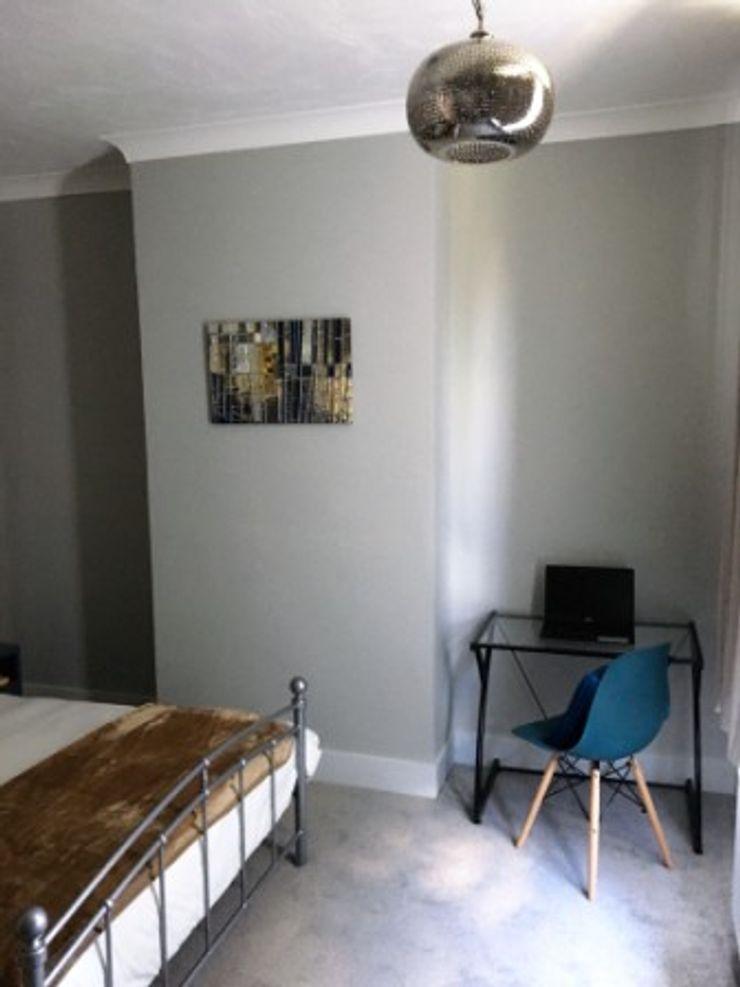 HMO Rrefurbishment Kerry Holden Interiors Dormitorios modernos: Ideas, imágenes y decoración