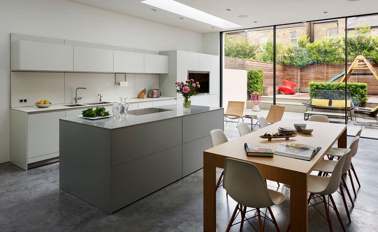 Contemporary living Kitchen Architecture Modern kitchen