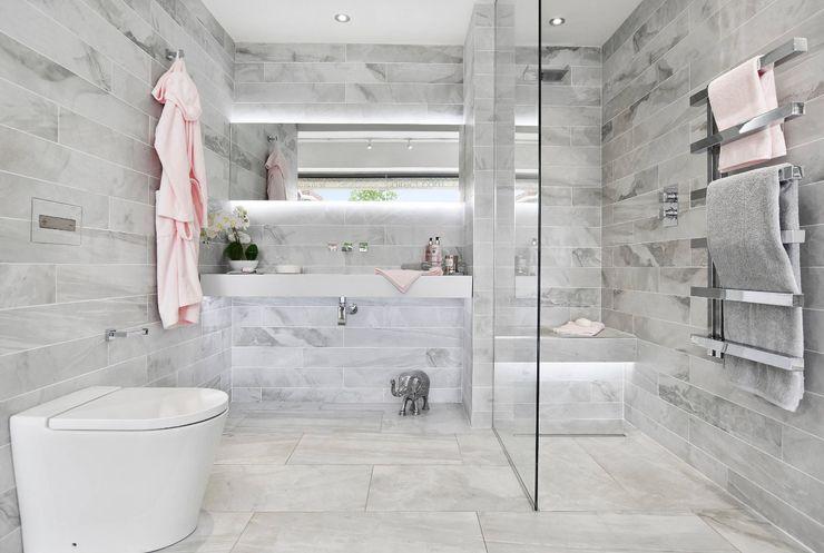 Richmond Showroom, TW9 BathroomsByDesign Retail Ltd Modern bathroom