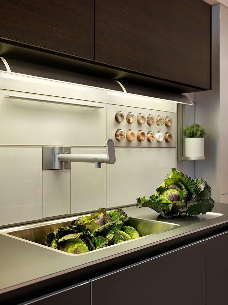 Oxford Showroom Kitchen Architecture Modern kitchen