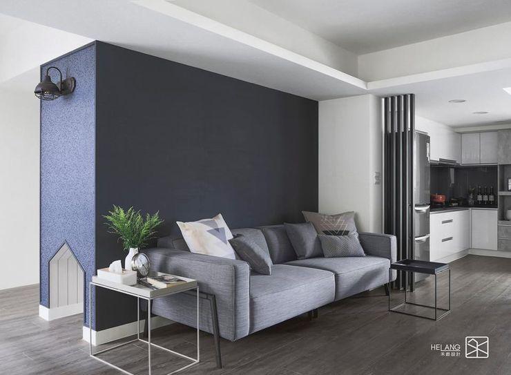 沙發背牆 禾廊室內設計 客廳
