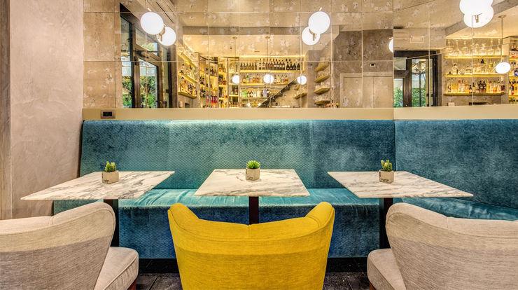 NEGRONI MOB ARCHITECTS Bar & Club moderni