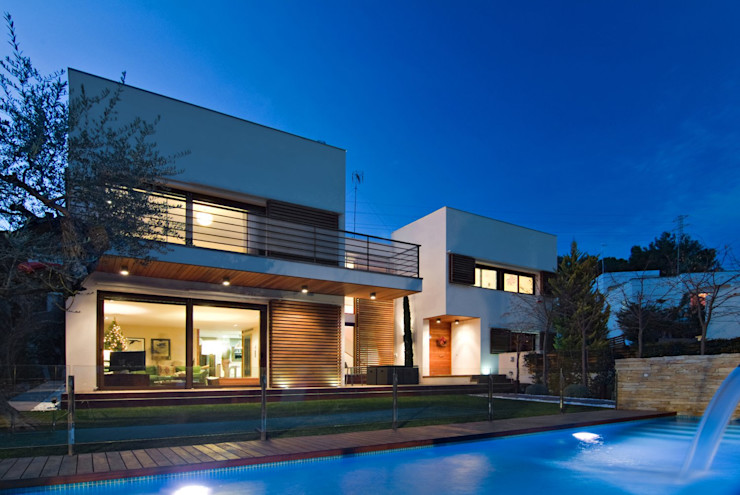 Luxiform Iluminación Single family home