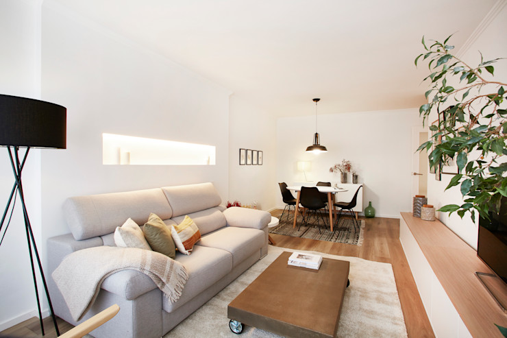 Laia Ubia Studio Living room