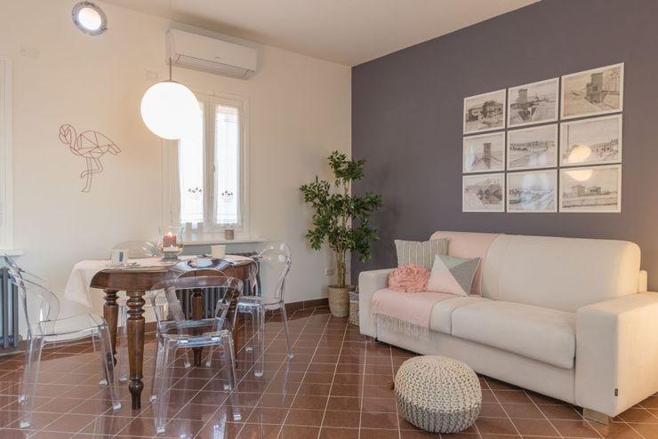 Anna Leone Architetto Home Stager Salas de jantar clássicas