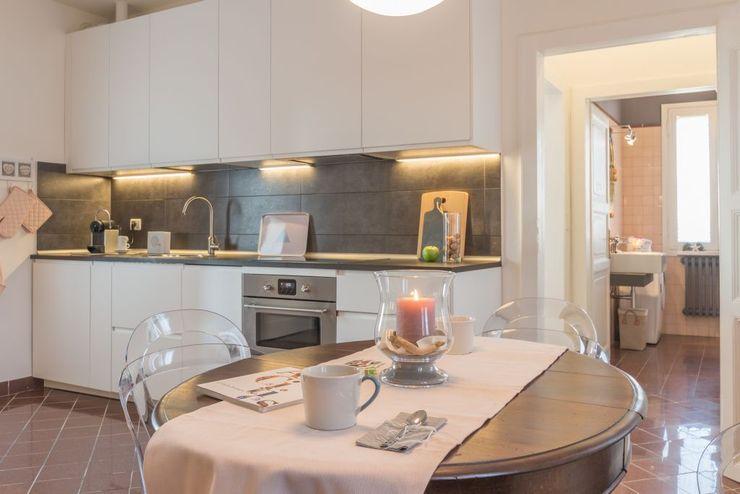 Anna Leone Architetto Home Stager Cozinhas clássicas