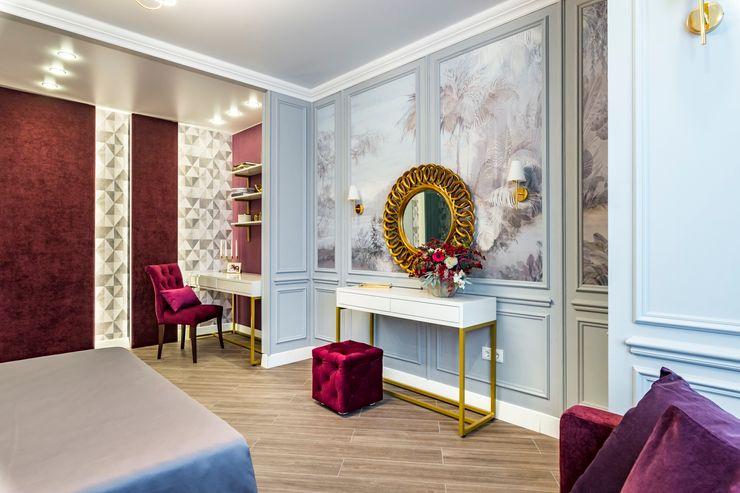 Школа Ремонта Classic style bedroom