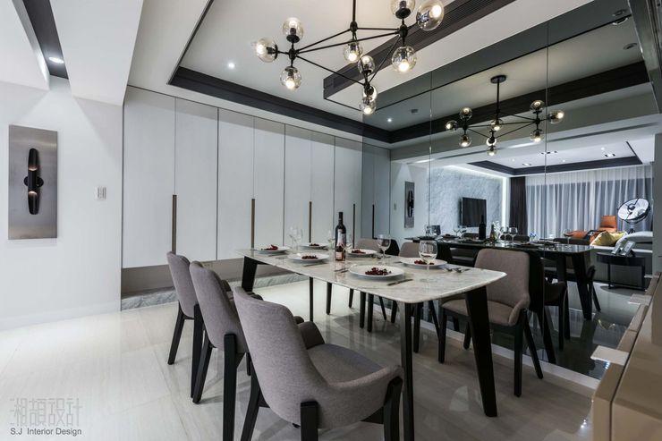 簡.溫 湘頡設計 Modern Dining Room