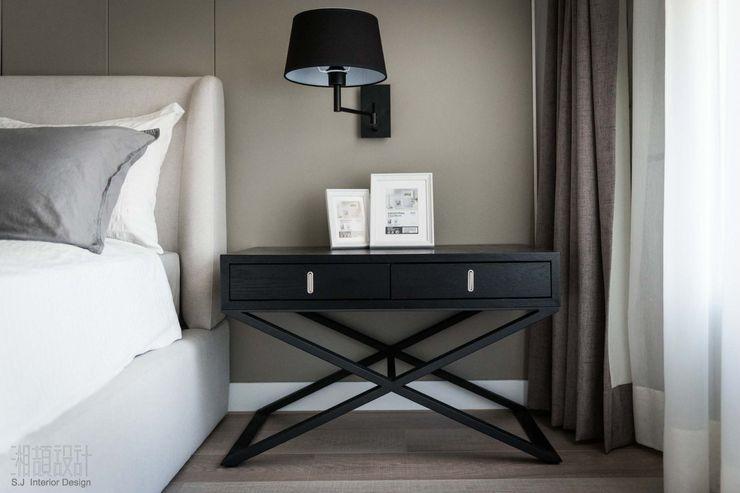 簡.溫 湘頡設計 Modern Bedroom