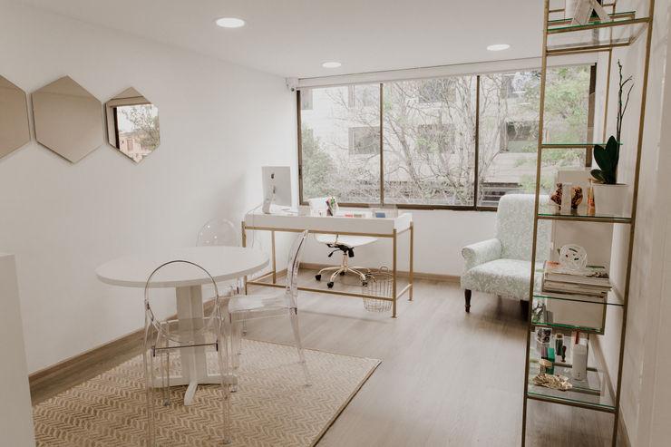 Redesign Studio Oficinas de estilo moderno