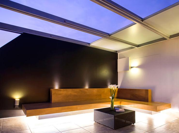 FLEXIBLE - Techo Chetecortés Balcones, porches y terrazasMobiliario