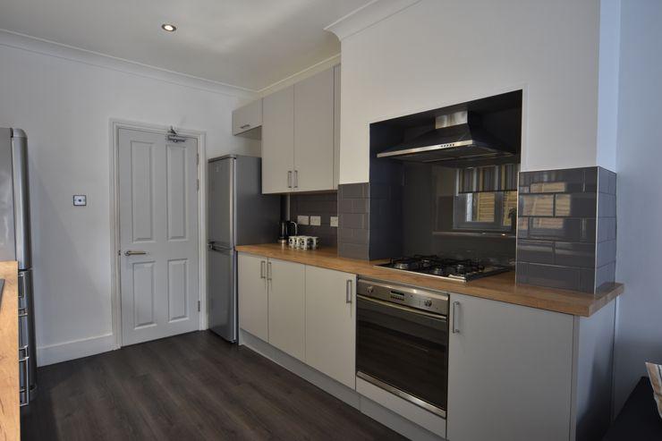 Kitchen Diner Kerry Holden Interiors Kitchen units Grey